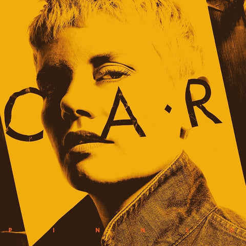 C.A.R. - Pinned - Randsom Note RSN012 - Vinyl, LP