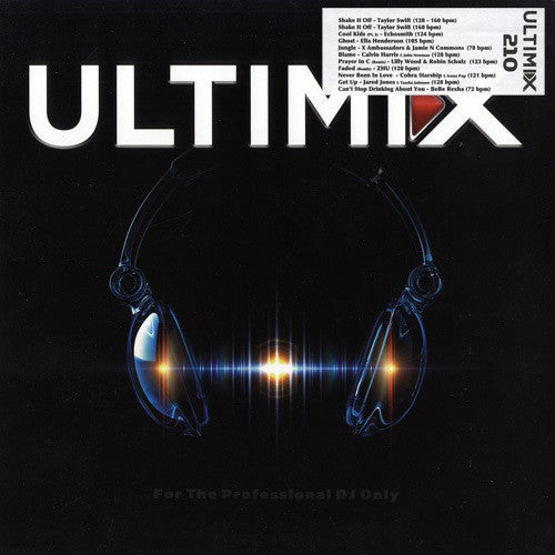 "Various ‎– Ultimix 210 : Ultimix ‎– UM-210 : 2 × Vinyl, 12"", 33 ⅓ RPM, Compilation, Promo"