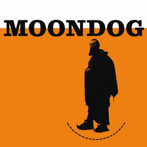Moondog (2) ‎– Moondog : 4 Men With Beards ‎– 4M175 : Vinyl, LP, Album, Limited Edition, Reissue, Clear