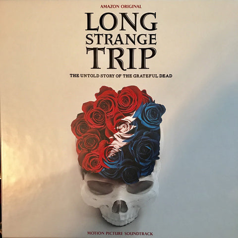 Grateful Dead* ‎– Long Strange Trip (The Untold Story Of The Grateful Dead) (Motion Picture Soundtrack) : Rhino Records (2) ‎– R1 559800 : 6 × Vinyl, LP, Limited Edition, Numbered