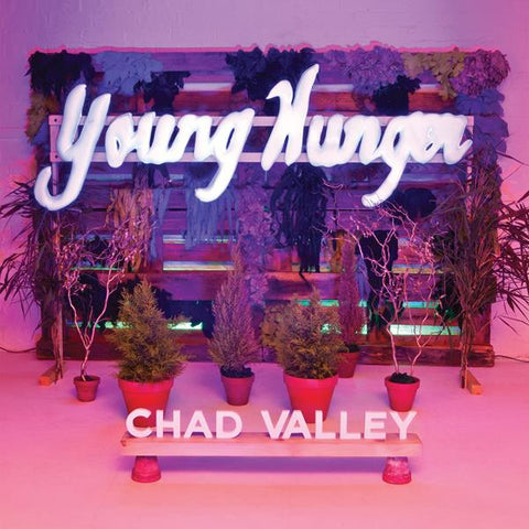 Chad Valley (2) ‎– Young Hunger : Cascine ‎– CSN025, Touch Vinyl ‎– CSN025 : Vinyl, LP, Album