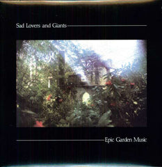 Sad Lovers And Giants ‎– Epic Garden Music Label: Radiation Reissues ‎– RRS004 Format: Vinyl, LP, Album, Limited Edition, Numbered, Reissue, Special Edition, Pink/Black Splatter