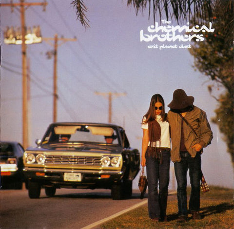 The Chemical Brothers ‎– Exit Planet Dust : Astralwerks ‎– 4384054014, Freestyle Dust ‎– 4384054014 : 2 × Vinyl, LP, Album, Reissue