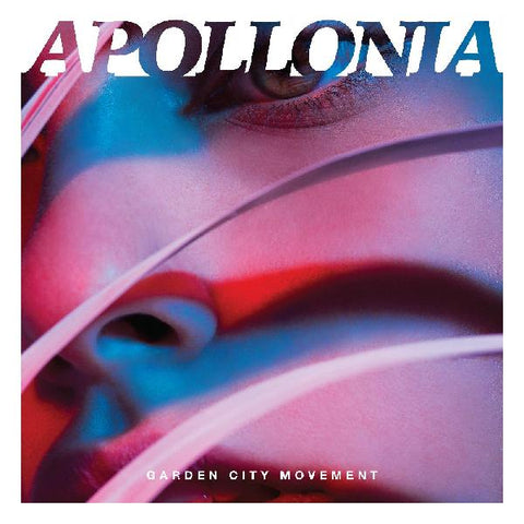 Apollonia - Garden City Movement : Night Time Stories LP-ALN-48 - Vinyl, LP