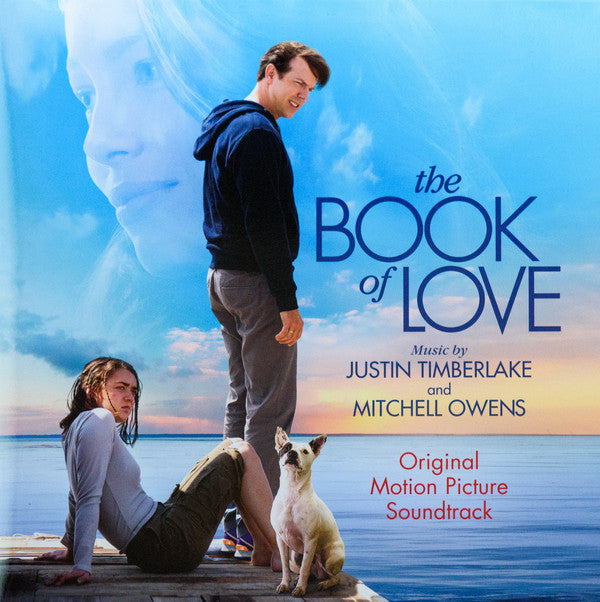 Justin Timberlake And Mitchell Owens ‎– The Book Of Love (Original Motion Picture Soundtrack) : Music On Vinyl ‎– MOVATM150, Sony Classical ‎– MOVATM150 Series: At The Movies – : 2 × Vinyl, LP, Album, Limited Edition, Numbered, Red