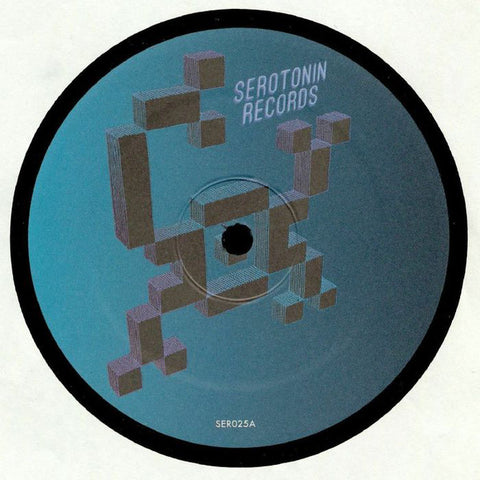 "John Selway ‎– Light Language EP : Serotonin ‎– SER025 : Vinyl, 12"", 33 ⅓ RPM"