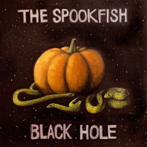 Spookfish, The - Black Hole : Fire Talk LP-FTK-105 - Vinyl, LP