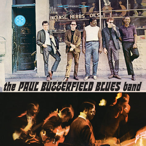 The Paul Butterfield Blues Band ‎– The Paul Butterfield Blues Band : Sundazed Music ‎– LP 5095 : Vinyl, LP, Album, Reissue, Stereo, Red