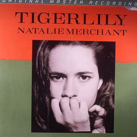 Natalie Merchant ‎– Tigerlily : Mobile Fidelity Sound Lab ‎– MFSL 2-45008 Series: GAIN 2™ Ultra Analog LP 180g Series – , Original Master Recording – : 2 × Vinyl, LP, Remastered, Limited Edition, 45 RPM, Numbered