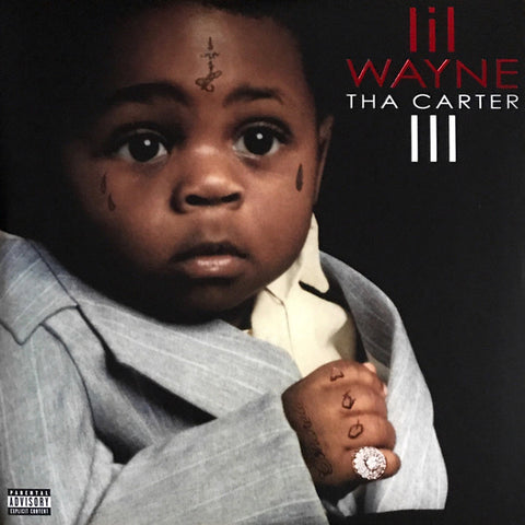 Lil Wayne ‎– Tha Carter III : Cash Money Records ‎– B0011033-02 IN02, Universal Music Special Markets ‎– B0011033-02 IN02 Series: Vinyl Me, Please. Rap & Hip Hop – RH016 : 2 × Vinyl, LP, Album, Club Edition, Reissue, Remastered, Red & Black Galaxy