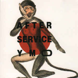 YMO* ‎– After Service : Music On Vinyl ‎– MOVLP1474 : 2 × Vinyl, LP, Album, Limited Edition, Numbered, Reissue, Clear Vinyl