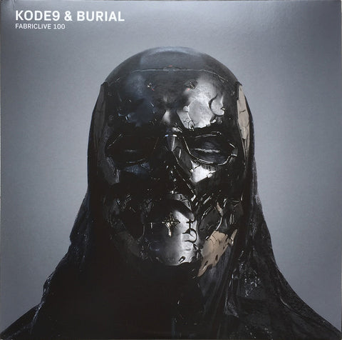 Kode9 & Burial ‎– Fabriclive 100 : Fabric (2) ‎– fabric200LP Series: FabricLive – 100 : 4 × Vinyl, LP, Compilation