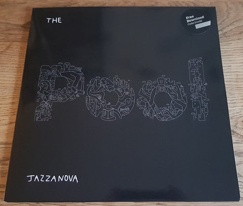 Jazzanova ‎– The Pool : Sonar Kollektiv ‎– SK350LP : 2 × Vinyl, LP, Album, Limited Edition, White Vinyl