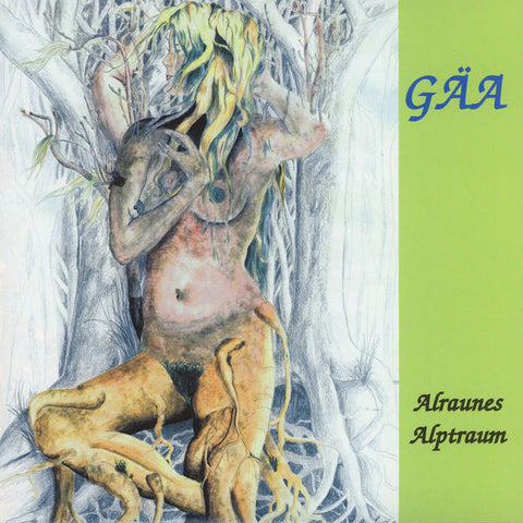 Gäa ‎– Alraunes Alptraum : Garden Of Delights ‎– LP 025 : Vinyl, LP, Limited Edition