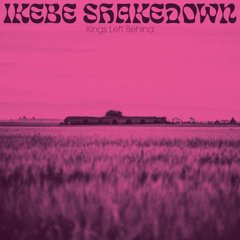 Ikebe Shakedown ‎– Kings Left Behind : Colemine Records ‎– CLMN-12034 : Vinyl, LP