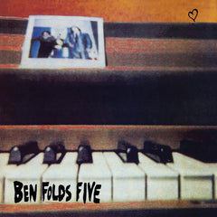 Ben Folds Five ‎– Ben Folds Five : Plain Recordings ‎– plain169 : Vinyl, LP, Album, Limited Edition, Reissue, Remastered, Turquoise
