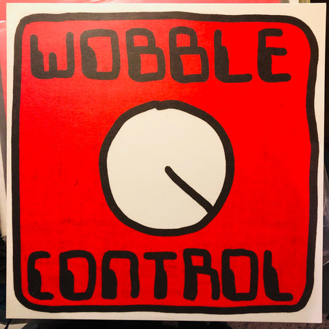 "Mr Scruff* ‎– Wobble Control : Ninja Tune ‎– ZEN12288 : Vinyl, 12"", 45 RPM"