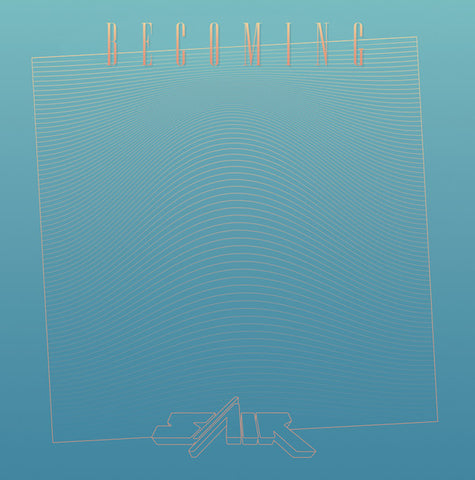 SaiR ‎– Becoming : Neon Finger ‎– NF12 : Vinyl, LP, Album