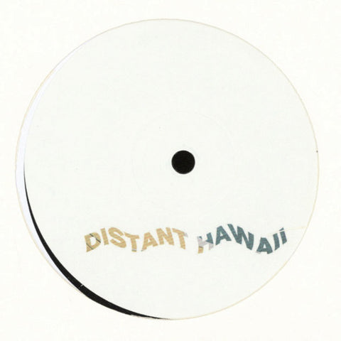 "Sweely ‎– All The Reasons : Distant Hawaii ‎– HAWAII006 : Vinyl, 12"", 33 ⅓ RPM"