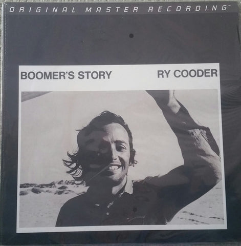 Ry Cooder ‎– Boomer's Story : Reprise Records ‎– MS 2117, Mobile Fidelity Sound Lab ‎– MFSL 1-405 Series: Original Master Recording – , GAIN 2™ Ultra Analog LP 180g Series – : Vinyl, LP, Album, Limited Edition, Numbered, Remastered, 180g