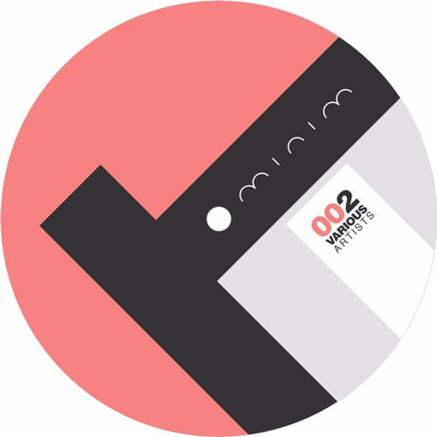 Various ‎– Various Artists 002 : Minim Records ‎– MNM002 : Vinyl, 12""