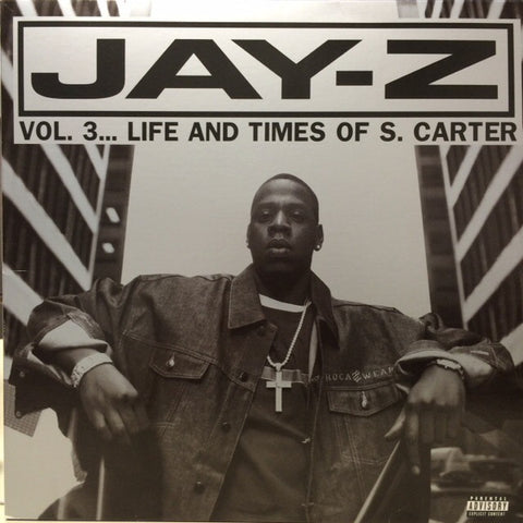 Jay-Z ‎– Vol. 3... Life And Times Of S. Carter : Roc-A-Fella Records ‎– 314 546 822-1 : 2 × Vinyl, LP, Album, Reissue, 180 gram