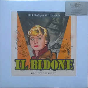 Nino Rota ‎– Il Bidone (Original Soundtrack) : Music On Vinyl ‎– MOVATM008 : At The Movies – MOVATM008 : Vinyl, LP, Album, Limited Edition, Numbered, Yellow/Green Translucent