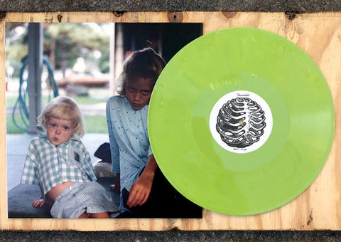 Thou (2) ‎– Inconsolable : Community Records (3) ‎– cr-089 : Vinyl, LP, EP, Limited Edition, Light Green