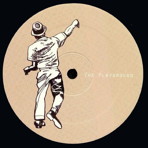"Norm Talley ‎– The Freeman's Path EP : The Playground (5) ‎– PG011 : Vinyl, 12"", 33 ⅓ RPM, 45 RPM, EP"