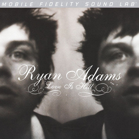Ryan Adams ‎– Love Is Hell : Mobile Fidelity Sound Lab ‎– MOFI 3-040 Series: Silver Label Vinyl Series – : 3 × Vinyl, LP, Album, Remastered Box Set, Limited Edition, Numbered