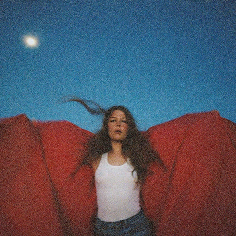 Maggie Rogers ‎– Heard it in a Past Life : Capitol Records ‎– B002940001 : Vinyl, LP, Album, Limited Edition, Red