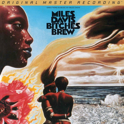 Miles Davis ‎– Bitches Brew : Mobile Fidelity Sound Lab ‎– MFSL 2-439, Columbia ‎– MFSL 2-439, Sony Music Commercial Music Group ‎– MFSL 2-439 : 2 × Vinyl, LP, Album, Limited Edition, Numbered, Reissue, Remastered, Gatefold, 180 Gram