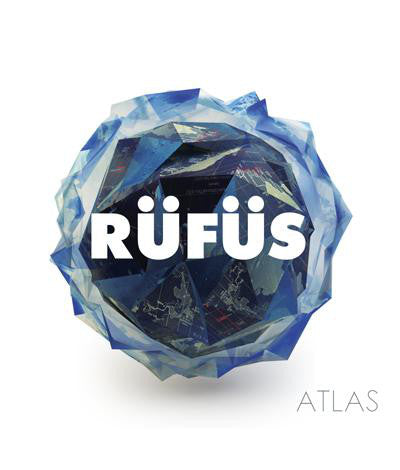Rüfüs ‎– Atlas : Sweat It Out! ‎– SWEATA018V : 2 × Vinyl, LP, Album, Repress