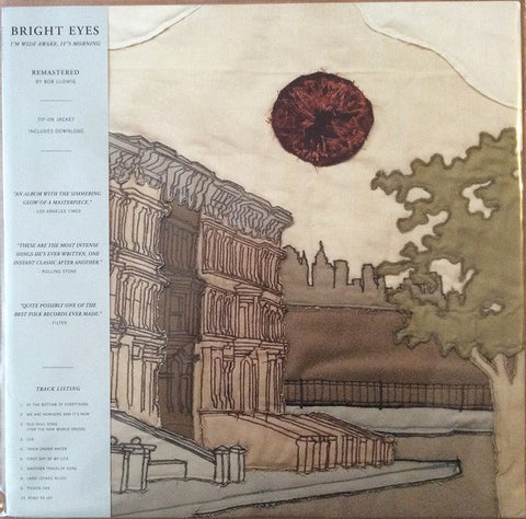 Bright Eyes ‎– I'm Wide Awake, It's Morning : Saddle Creek ‎– LBJ-237 : Vinyl, LP, Album, Reissue, Remastered