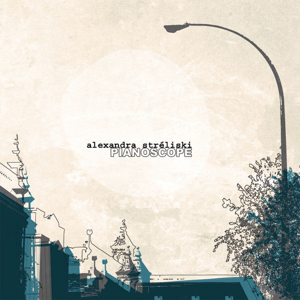Alexandra Stréliski ‎– Pianoscope : Secret City Records ‎– SCR081LP : Vinyl, LP, 45 RPM, Album