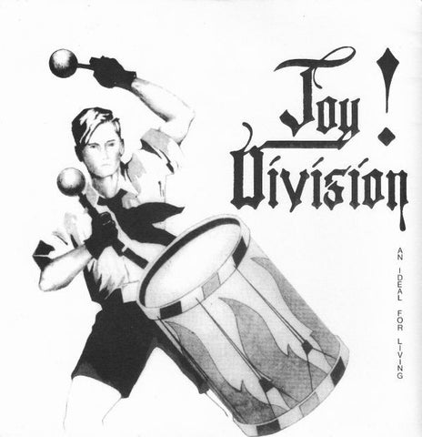 "Joy Division ‎– An Ideal For Living : Enigma (2) ‎– PSS 139 : Vinyl, 7"", 33 ⅓ RPM, EP, Unofficial Release, Orange Smoke"