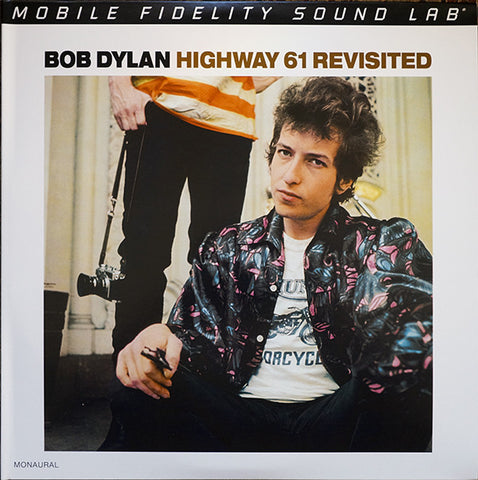 "Bob Dylan ‎– Highway 61 Revisited : Mobile Fidelity Sound Lab ‎– MFSL 2-463, Columbia ‎– 88875091841, Sony Music Commercial Music Group ‎: 2 × Vinyl, 12"", 45 RPM, Album, Limited Edition, Numbered, Remastered, Mono, Gatefold"