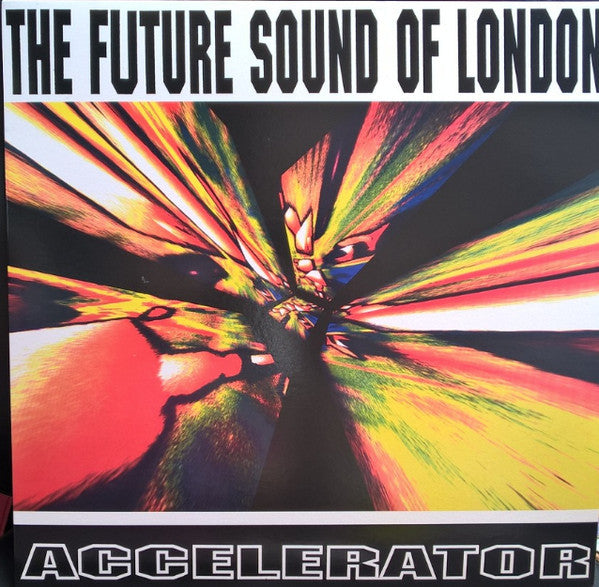 The Future Sound Of London ‎– Accelerator : Jumpin' & Pumpin' ‎– LP TOT 2, Jumpin' & Pumpin' ‎– 7 RSD TOT 1 : Vinyl, LP, Album, Reissue