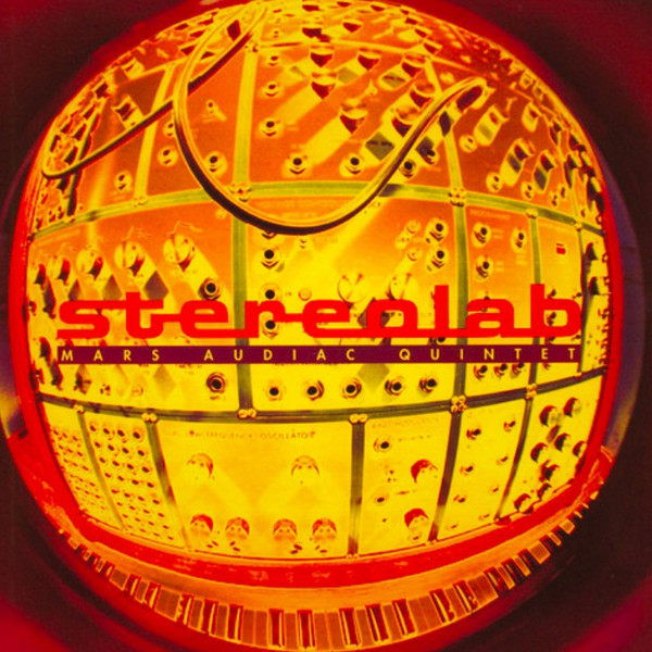 Stereolab ‎– Mars Audiac Quintet : Duophonic Ultra High Frequency Disks ‎–  D-UHF-D05RC, Warp Records ‎– D-UHF-D05RC : 3 × Vinyl, LP, Album, Limited