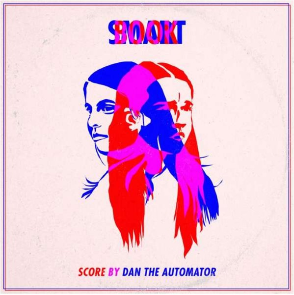 Dan The Automator ‎– Booksmart : Lakeshore Records ‎– LKS35451 : Vinyl, LP, Blue Marble