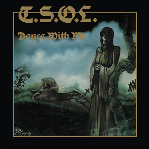 T.S.O.L. ‎– Dance With Me : DINK (3) ‎– DINKG101 : Vinyl, LP, Album, Reissue, Gold Foil