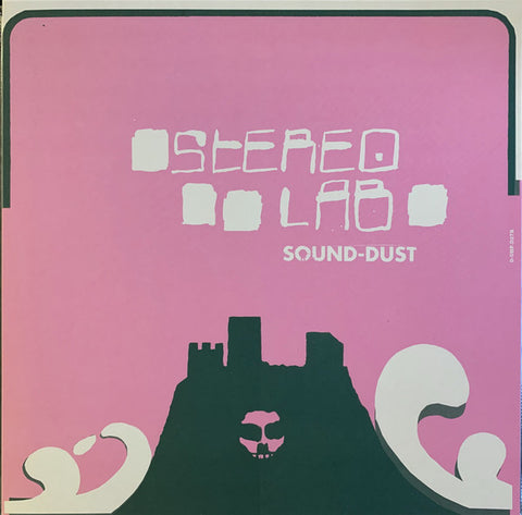 Stereolab ‎– Sound-Dust : Warp Records ‎– D-UHF-D27R, Duophonic Ultra High Frequency Disks ‎– D-UHF-D27R : 2 × Vinyl, LP, Album, Reissue, Remastered Vinyl, LP, Single Sided, Etched All Media, Limited Edition, Numbered, Clear, Gatefold