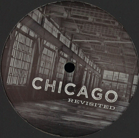 Bernard Badie ‎– Crazy For Your Love : Chicago Revisited ‎– CR002 : Vinyl, 12""