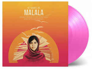 Thomas Newman ‎– He Named Me Malala (Original Motion Picture Soundtrack) : Music On Vinyl ‎– MOVATM069 : Vinyl, LP, Album, Limited Edition, Numbered, Pink, 180 gram