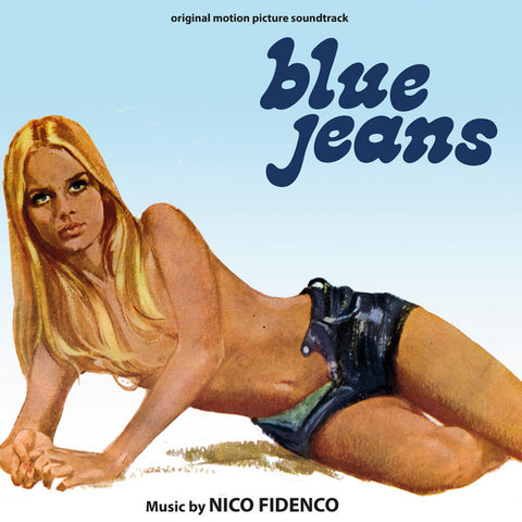 Nico Fidenco ‎– Blue Jeans : Digitmovies ‎– LPDM023 : Vinyl, LP, Limited Edition