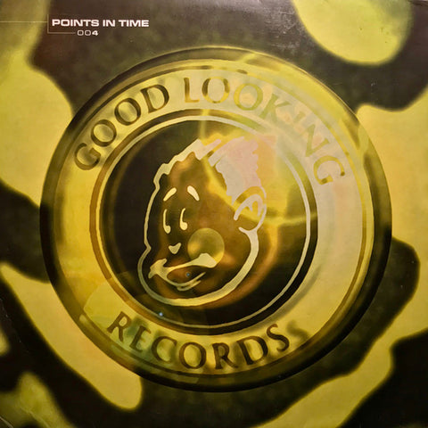 "Various ‎– Points In Time 004 : Good Looking Records ‎– GLRPIT004LP Series: Points In Time – 004 : 3 × Vinyl, 12"", Compilation"