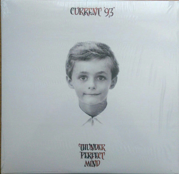Current 93 ‎– Thunder Perfect Mind : The Spheres ‎– THE SPHERES 20 : 2 × Vinyl, LP, Album, Reissue, Remastered, Repress
