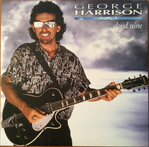 George Harrison ‎– Cloud Nine : Dark Horse Records ‎– 0602557136586, Universal Music Catalogue ‎– 0602557136586 : Vinyl, LP, Album, Reissue, Remastered, 180g