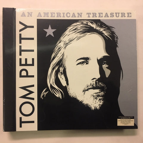 Tom Petty ‎– An American Treasure : Reprise Records ‎– 572282-1 : Box Set  6 × Vinyl, LP, Compilation