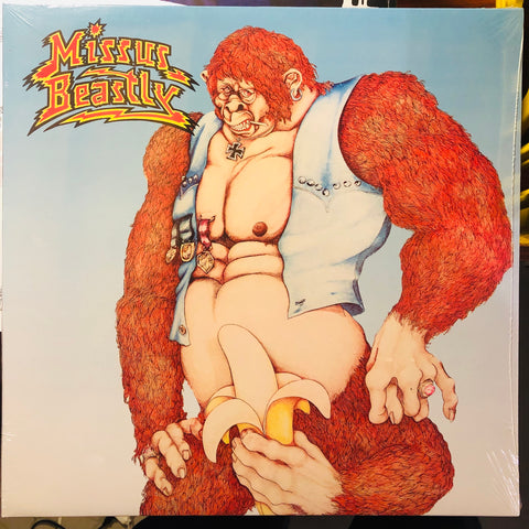 Missus Beastly ‎– Missus Beastly : Garden Of Delights ‎– LP 017 : Vinyl, LP, Album, Numbered, Limited Edition, Reissue
